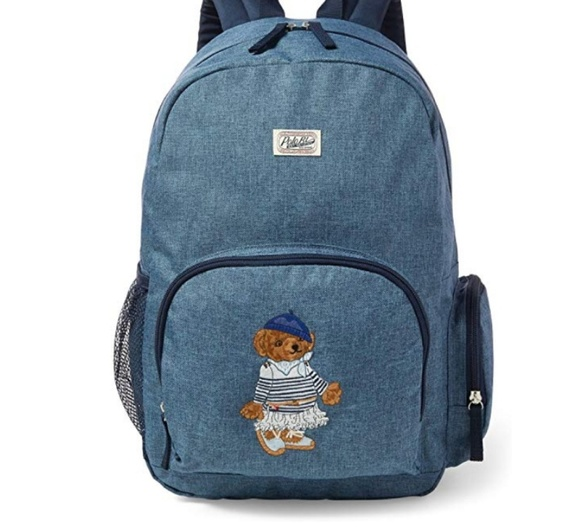... Backpack Lyst Source · Polo by Ralph Lauren Accessories Rare Ralph  Lauren Polo Bear edc90b4d28a1d